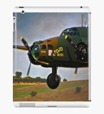 WW2 HUDSON BOMBER iPad Case/Skin