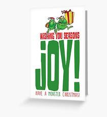 The Joyful TerribleTwo! Greeting Card