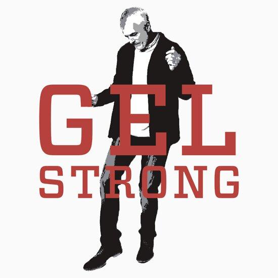 TShirtGifter presents: Gel Strong | Unisex T-Shirt