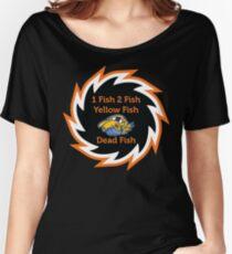 Komets Walleye Playoffs Women's Relaxed Fit T-Shirt