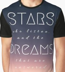 Stars and Dreams Graphic T-Shirt