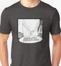 HAND HOLDING Unisex T-Shirt