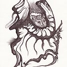 Shannuk - Forest Baby by Belinda  Graudins