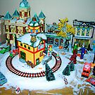 Christmas Village by Julie Marks