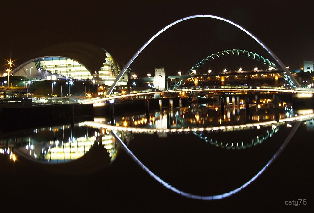 Newcastle Quayside by caty76