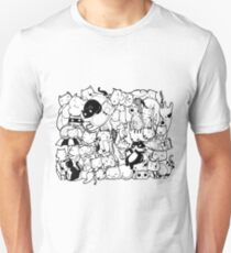 Three Blind Mice Unisex T-Shirt