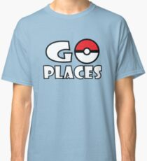 Go Places - Pokemon Go Classic T-Shirt