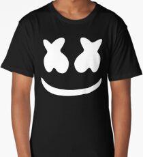 Marshmello - Black Long T-Shirt