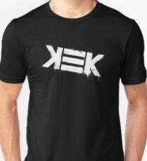 KEK -spray paint- Unisex T-Shirt