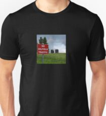 No Oilfield Traffic Unisex T-Shirt