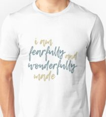 Psalm 139:14 Unisex T-Shirt