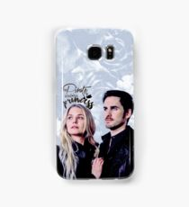The Pirate and his princess 2 Samsung Galaxy Case/Skin