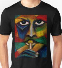 Miles Davis (abstract)  Unisex T-Shirt