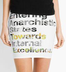 Minifalda BEASTIE Anagrama