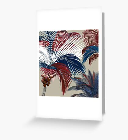 American Palm  Greeting Card