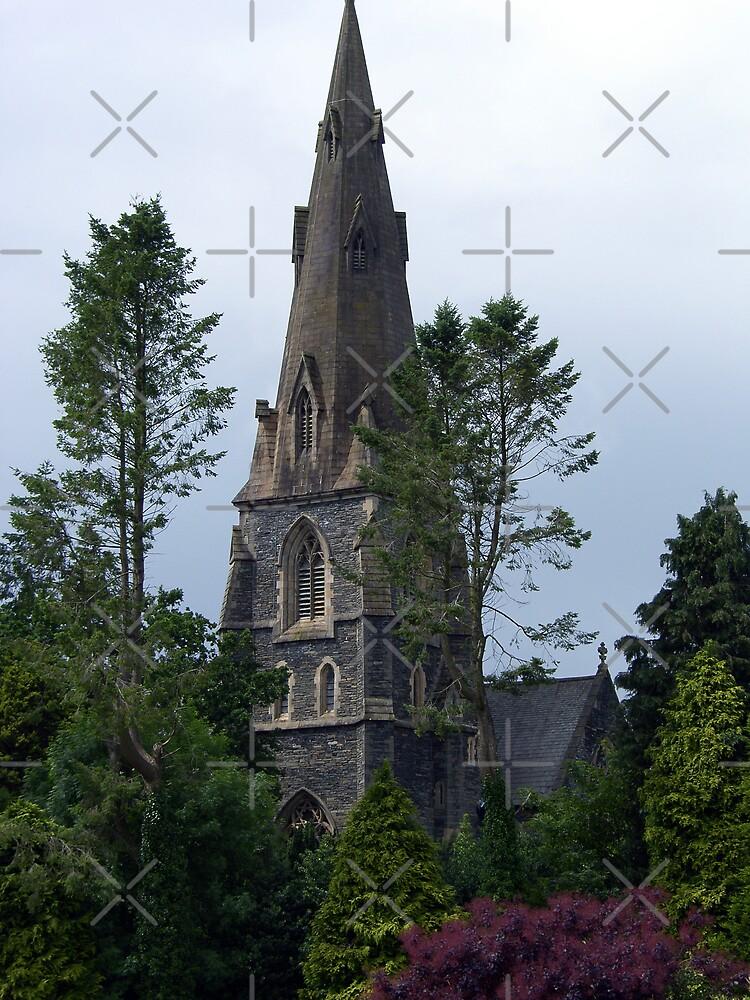 St Mary's Church, Ambleside by Tom Gomez