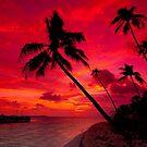 Wakatobi Sunset by Erik Schlogl