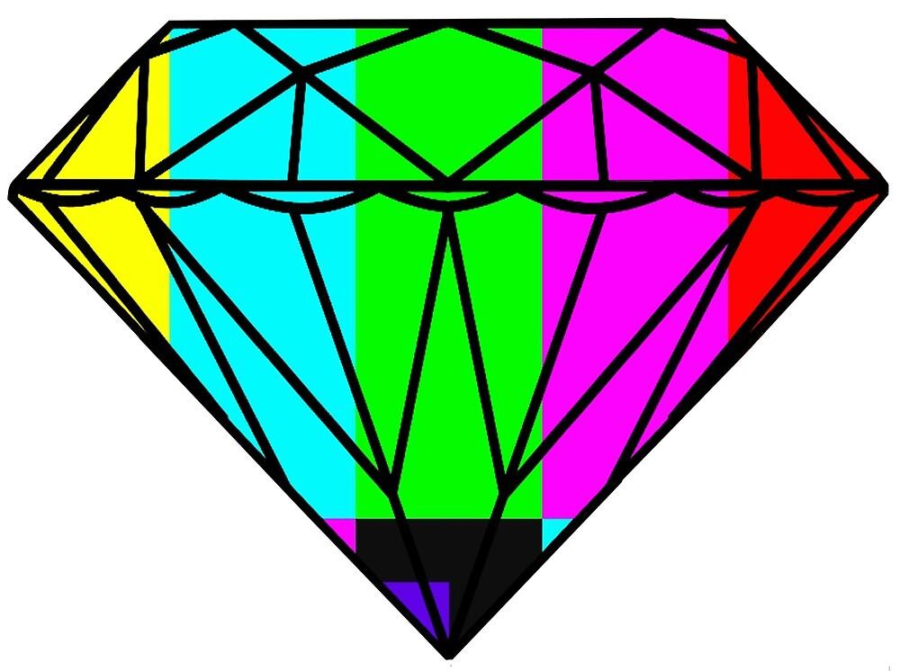 TV test bar Diamond by UrielG