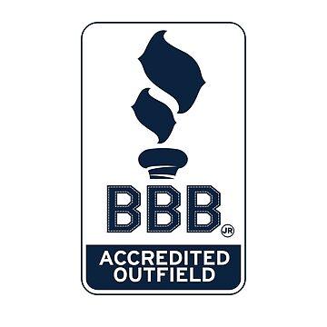 BBBjr Accredited Outfield - Benintendi, Betts, Bradley Jr. -BLUE by TheKidsAlright