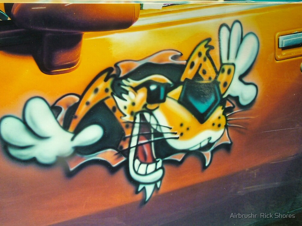 auto air by Airbrushr  Rick Shores