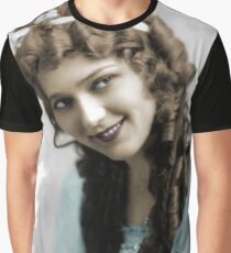 Mary Pickford Graphic T-Shirt