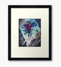 Monster Fantasy  Framed Print