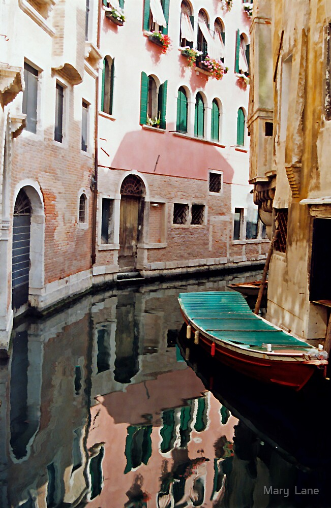 Venice by Mary  Lane