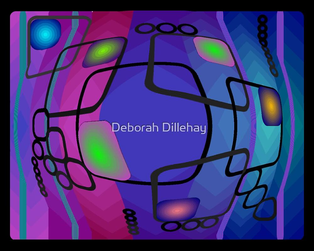 Bulging Squares by Deborah McCormick
