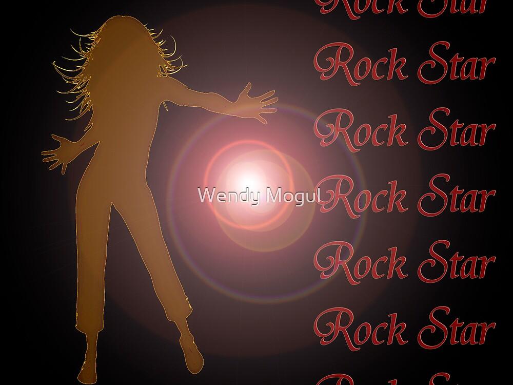 Rock Star 2 by Wendy Mogul