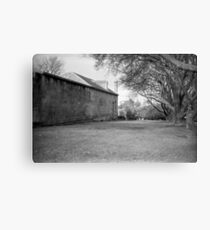 The Old Richmond Gaol Canvas Print