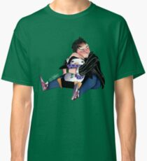 Ozzie and Mr.Hobblepot Classic T-Shirt