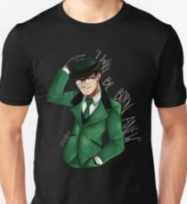 The Riddler is Coming Unisex T-Shirt