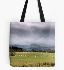 West Lothian Landscape Tote Bag