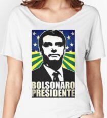 Bolsonaro Presidente Women's Relaxed Fit T-Shirt