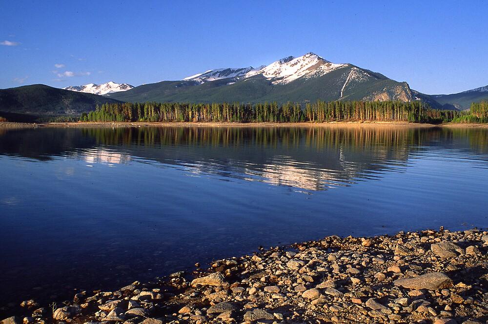 Lake Dillon by Steve  Taylor