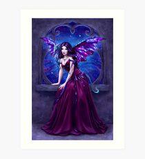 Andromeda Dragon Art Print