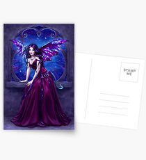 Andromeda Drache Postkarten
