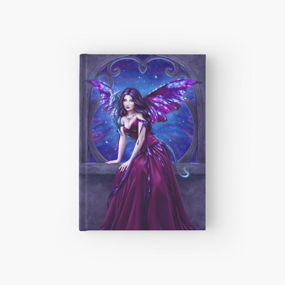 Andromeda Dragon Hardcover Journal