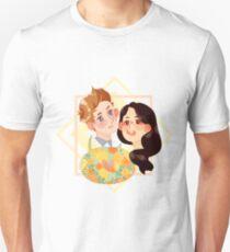 Language of Flowers Unisex T-Shirt