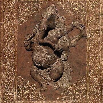 Ganesha by aura2000