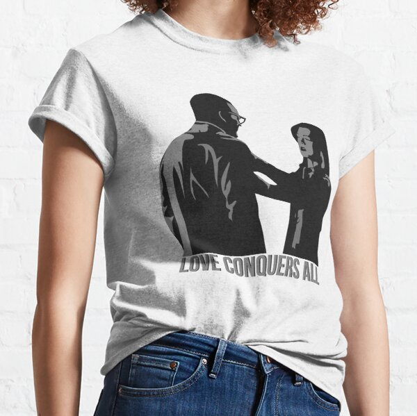 Love Conquers Classic T-Shirt