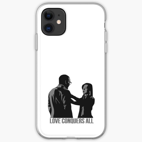 Love Conquers iPhone Soft Case
