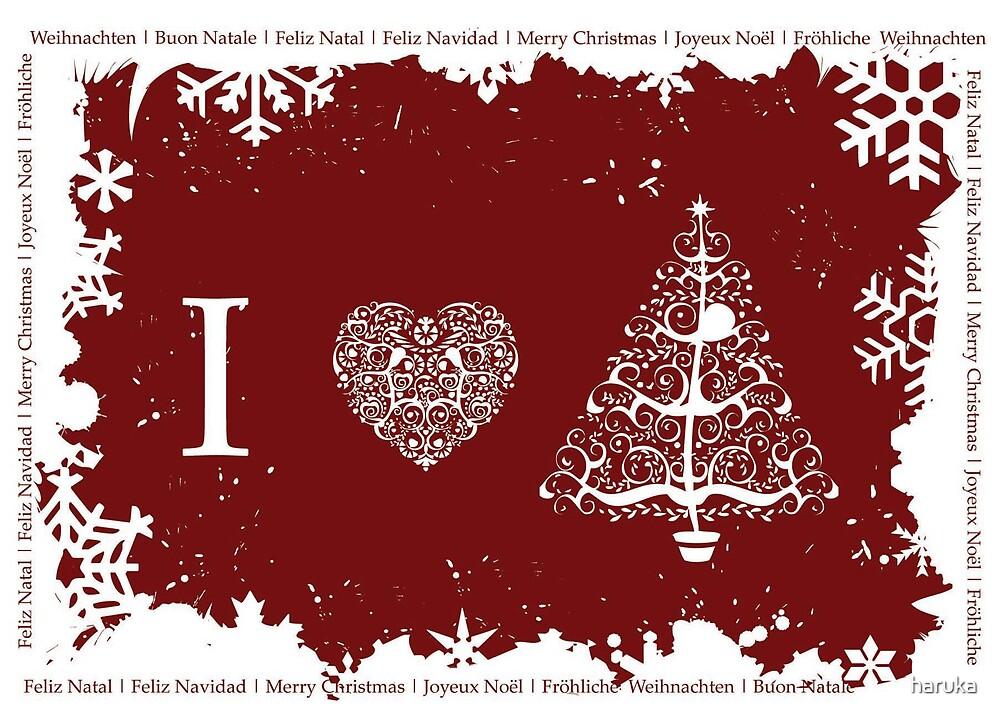 Christmas Card by haruka