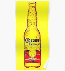 Corona Art Cool As Poster
