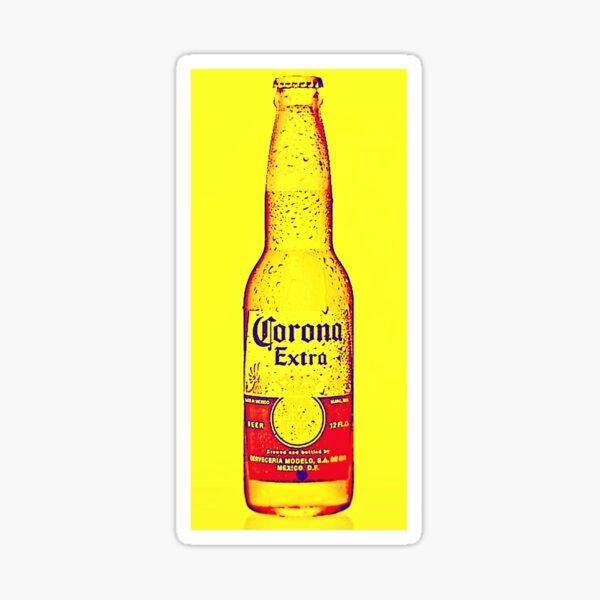 Corona Art Cool As Pegatina