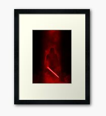 Star Wars Darth Vader  Framed Print