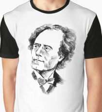 Gustav Mahler Graphic T-Shirt