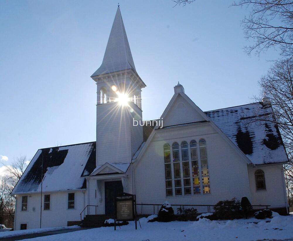 New England Church Series II by bunnij