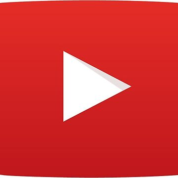 YouTube - Logo - Play Button  by Connorlikepie