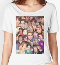 Shane Dawson Collage  Women's Relaxed Fit T-Shirt